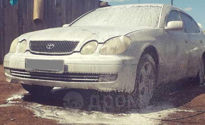 Toyota Aristo, 2000 год, 200 000 руб.
