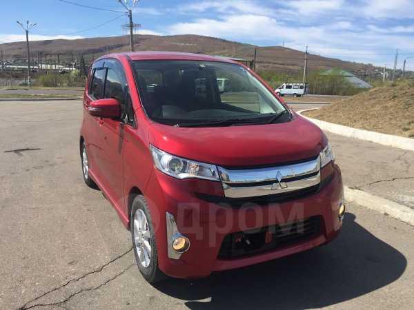 Mitsubishi ek Custom, 2014 год, 410 000 руб.