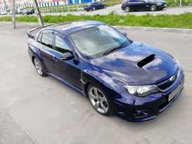 Калининград Impreza WRX STI