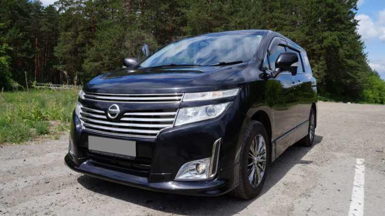 Nissan Elgrand, 2012 год, 1 250 000 руб.