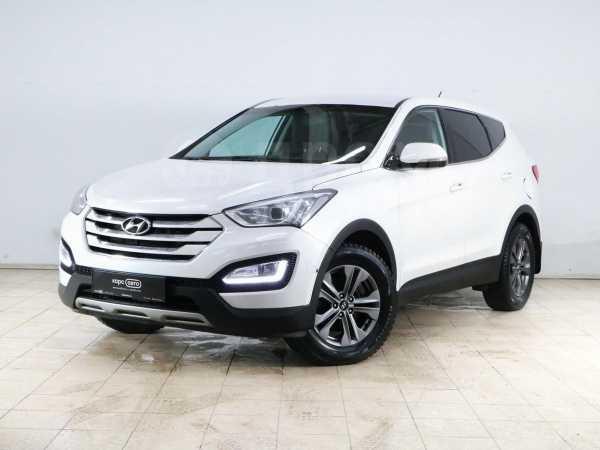 Hyundai Santa Fe, 2014 год, 1 124 000 руб.