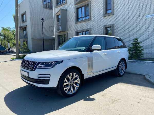 Land Rover Range Rover, 2019 год, 7 850 000 руб.