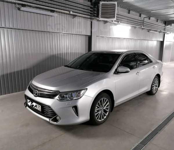 Toyota Camry, 2016 год, 1 275 000 руб.