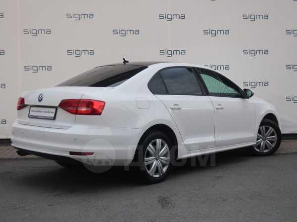 Volkswagen Jetta, 2015 год, 524 100 руб.