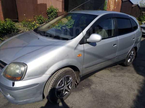 Nissan Tino, 2001 год, 269 000 руб.