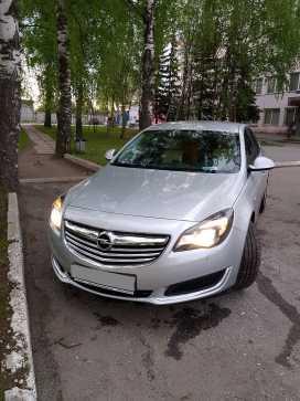 Ковров Opel Insignia 2014