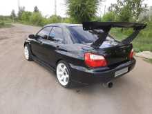 Челябинск Impreza WRX 2004