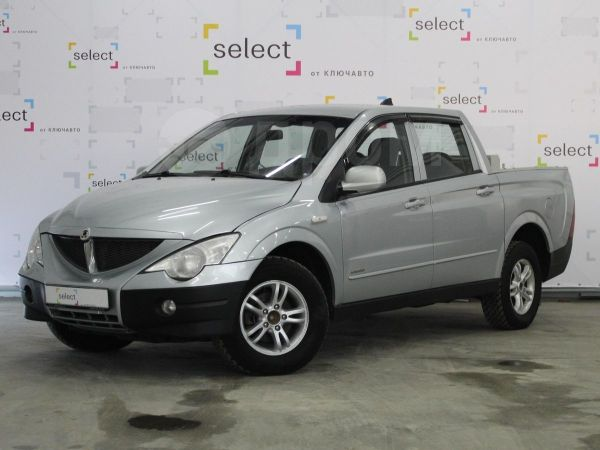 SsangYong Actyon Sports, 2010 год, 406 000 руб.