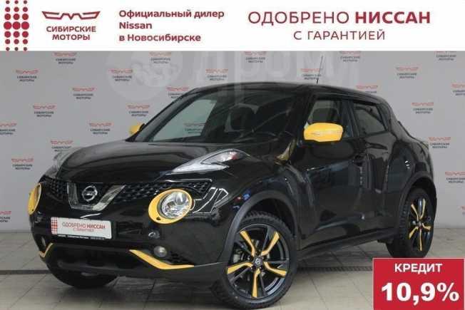 Nissan Juke, 2017 год, 1 135 000 руб.