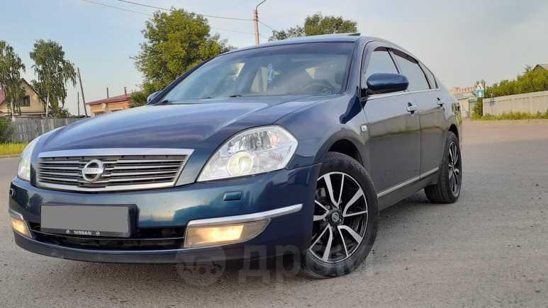 Nissan Teana, 2007 год, 495 000 руб.