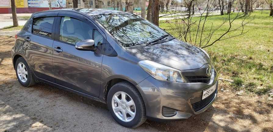 Toyota Vitz, 2011 год, 445 000 руб.