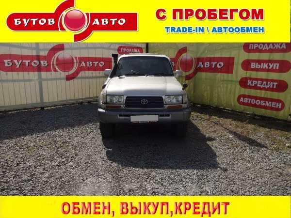 Toyota Land Cruiser, 1996 год, 689 000 руб.