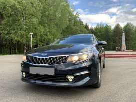 Анжеро-Судженск Kia Optima 2016