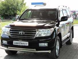 Барнаул Land Cruiser 2010