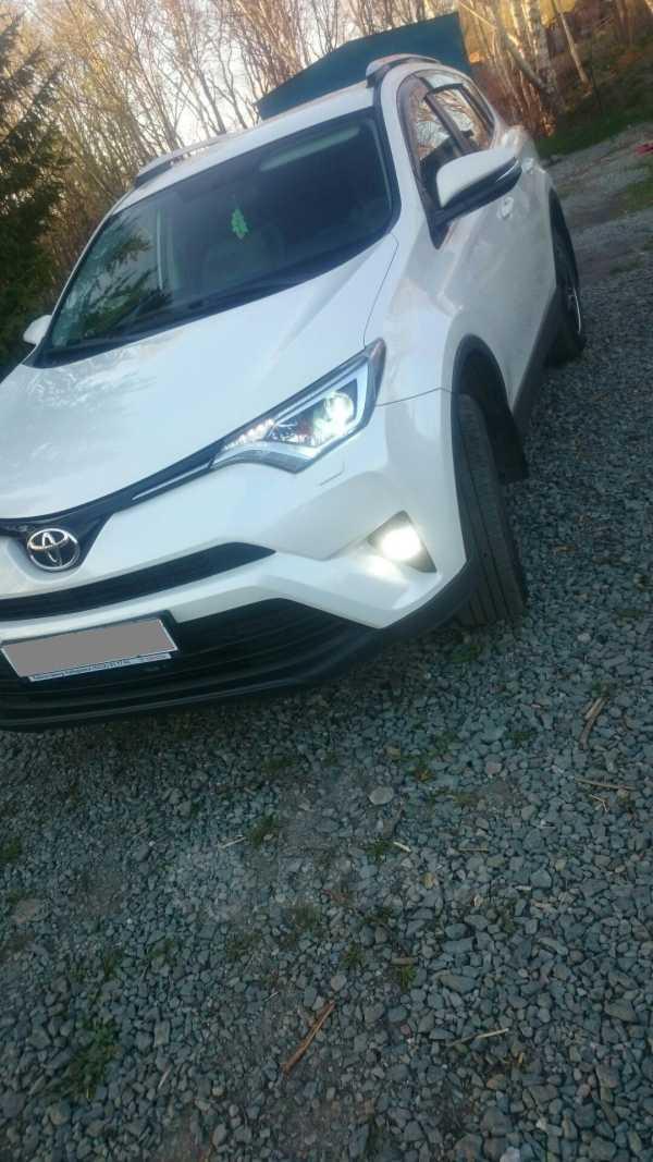 Toyota RAV4, 2017 год, 1 650 000 руб.