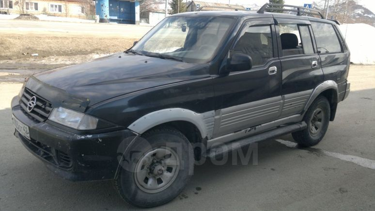 SsangYong Musso, 1994 год, 200 000 руб.