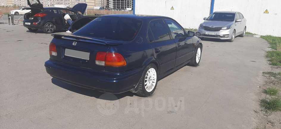 Honda Civic, 1997 год, 165 000 руб.