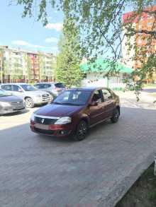Нижневартовск Logan 2012