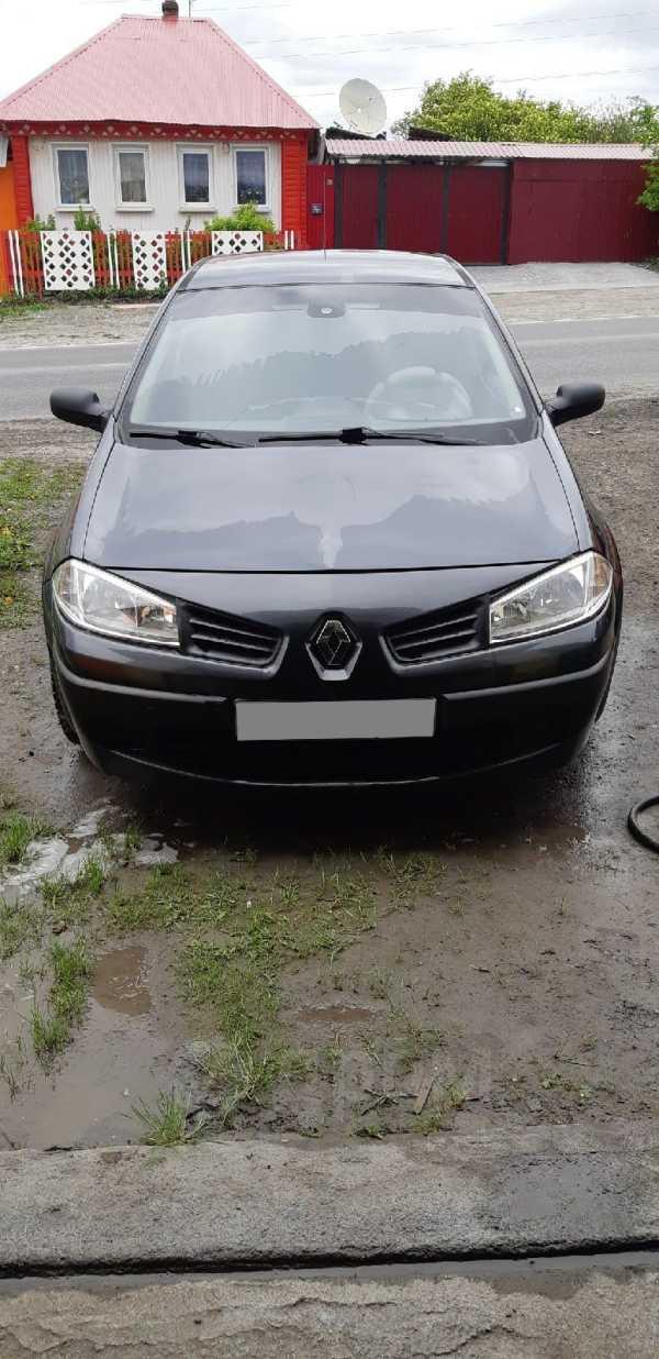 Renault Megane, 2007 год, 235 000 руб.
