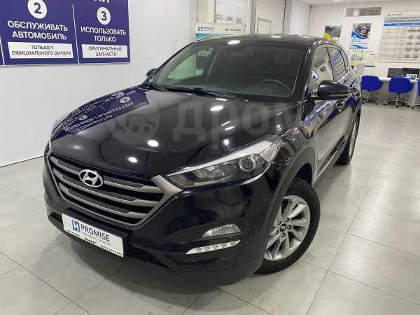 Hyundai Tucson, 2017 год, 1 397 000 руб.
