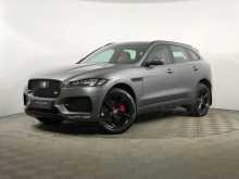 Москва Jaguar F-Pace 2019