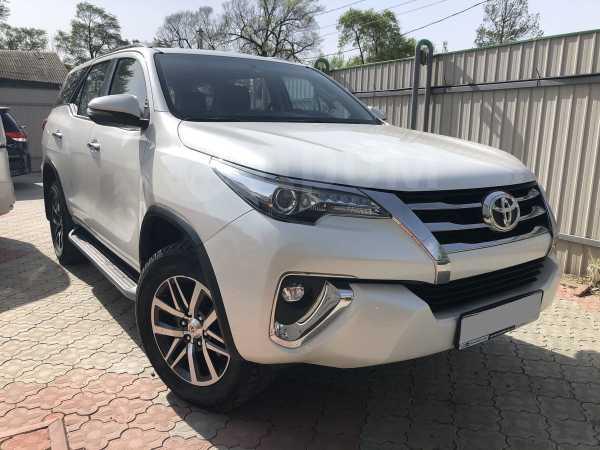 Toyota Fortuner, 2017 год, 2 520 000 руб.