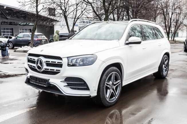 Mercedes-Benz GLS-Class, 2019 год, 7 315 600 руб.