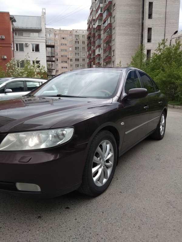 Hyundai Grandeur, 2007 год, 505 000 руб.