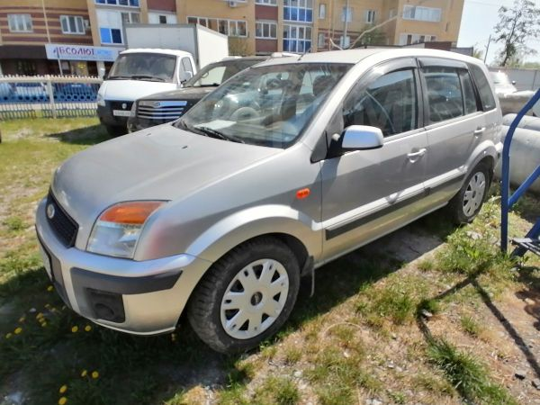 Ford Fusion, 2007 год, 225 000 руб.
