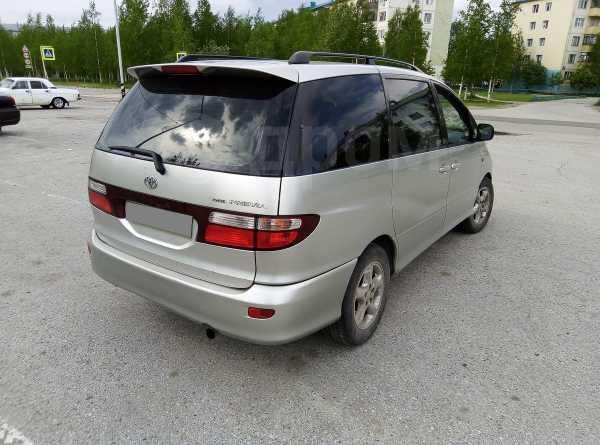 Toyota Previa, 2000 год, 390 000 руб.