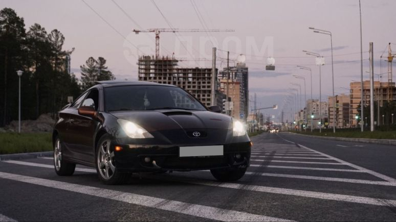 Toyota Celica, 2001 год, 375 000 руб.