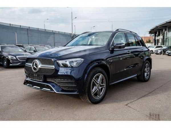 Mercedes-Benz GLE, 2019 год, 5 490 000 руб.