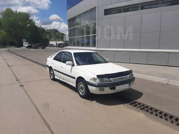 Toyota Carina, 1998 год, 165 000 руб.