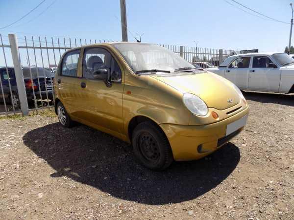 Daewoo Matiz, 2004 год, 78 000 руб.