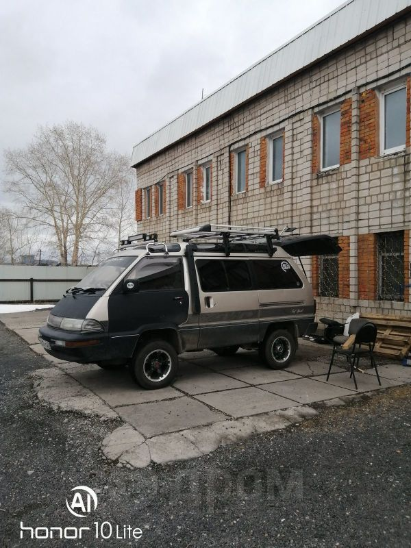Toyota Master Ace Surf, 1989 год, 250 000 руб.