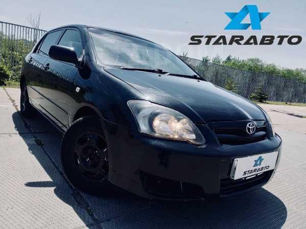 Toyota Corolla Runx, 2005 год, 248 000 руб.