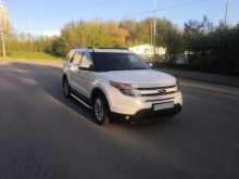 Уфа Ford Explorer 2012