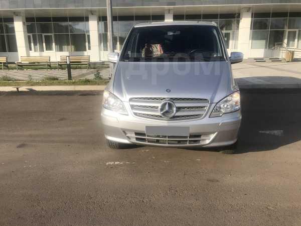 Mercedes-Benz Vito, 2013 год, 1 575 000 руб.