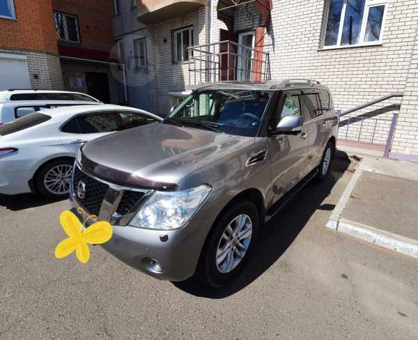 Nissan Patrol, 2011 год, 1 750 000 руб.