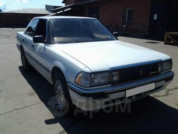 Toyota Crown, 1991 год, 125 000 руб.
