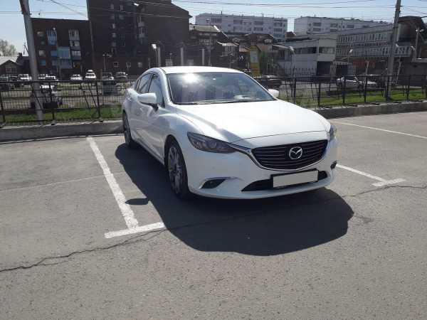Mazda Mazda6, 2015 год, 1 265 000 руб.