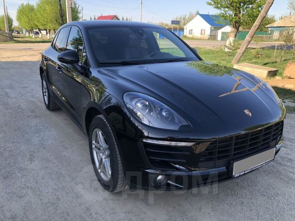 Porsche Macan, 2016 год, 3 000 000 руб.