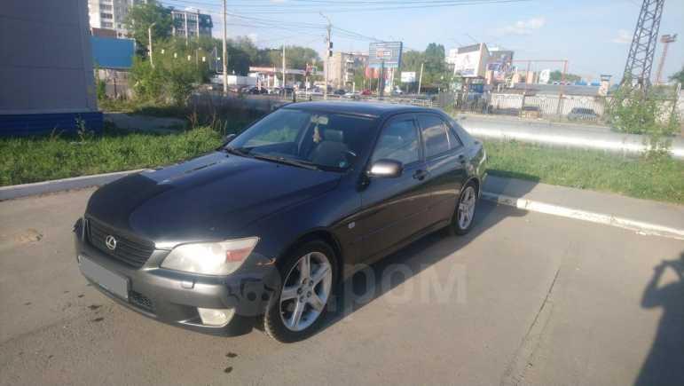 Lexus IS200, 2001 год, 480 000 руб.