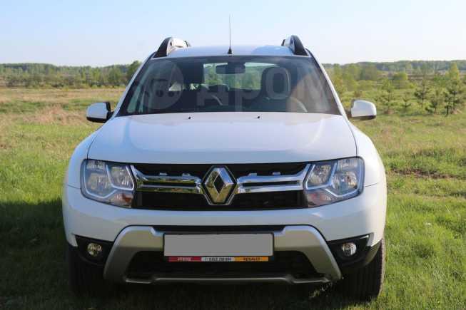 Renault Duster, 2017 год, 925 000 руб.