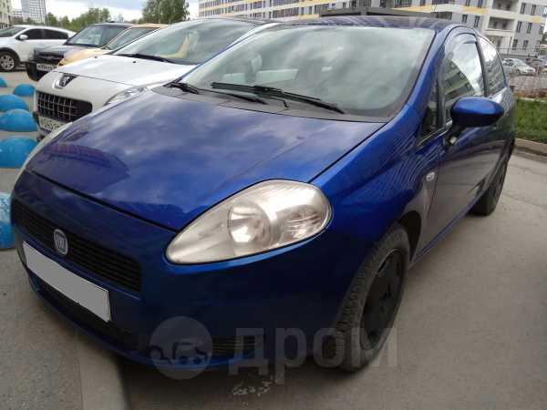 Fiat Punto, 2006 год, 160 000 руб.