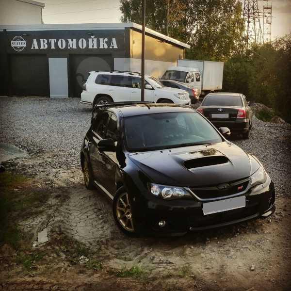 Subaru Impreza WRX STI, 2008 год, 800 000 руб.