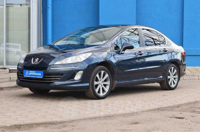 Peugeot 408, 2012 год, 439 000 руб.