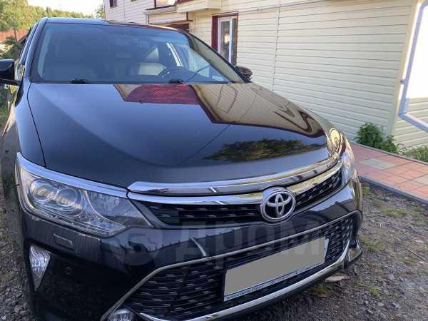 Toyota Camry, 2017 год, 1 615 000 руб.