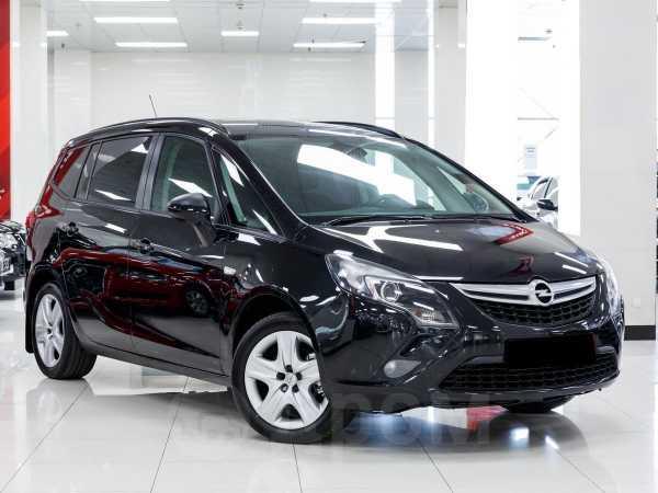 Opel Zafira, 2013 год, 655 000 руб.