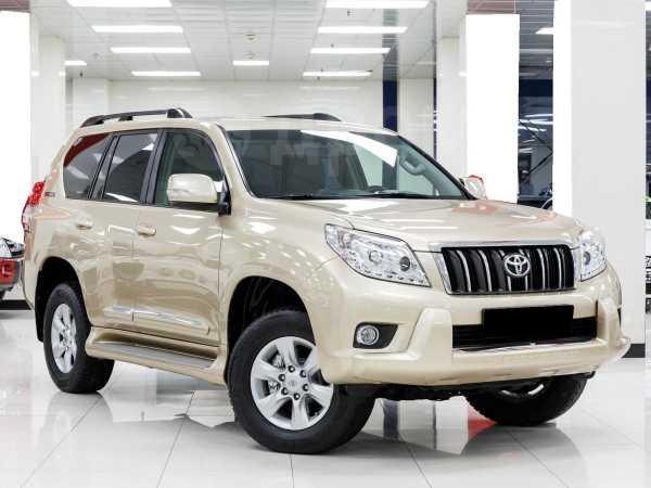Toyota Land Cruiser Prado, 2010 год, 1 559 000 руб.